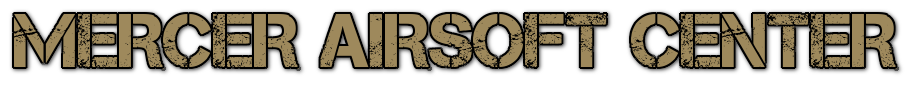 Mercer Airsoft Center Logo