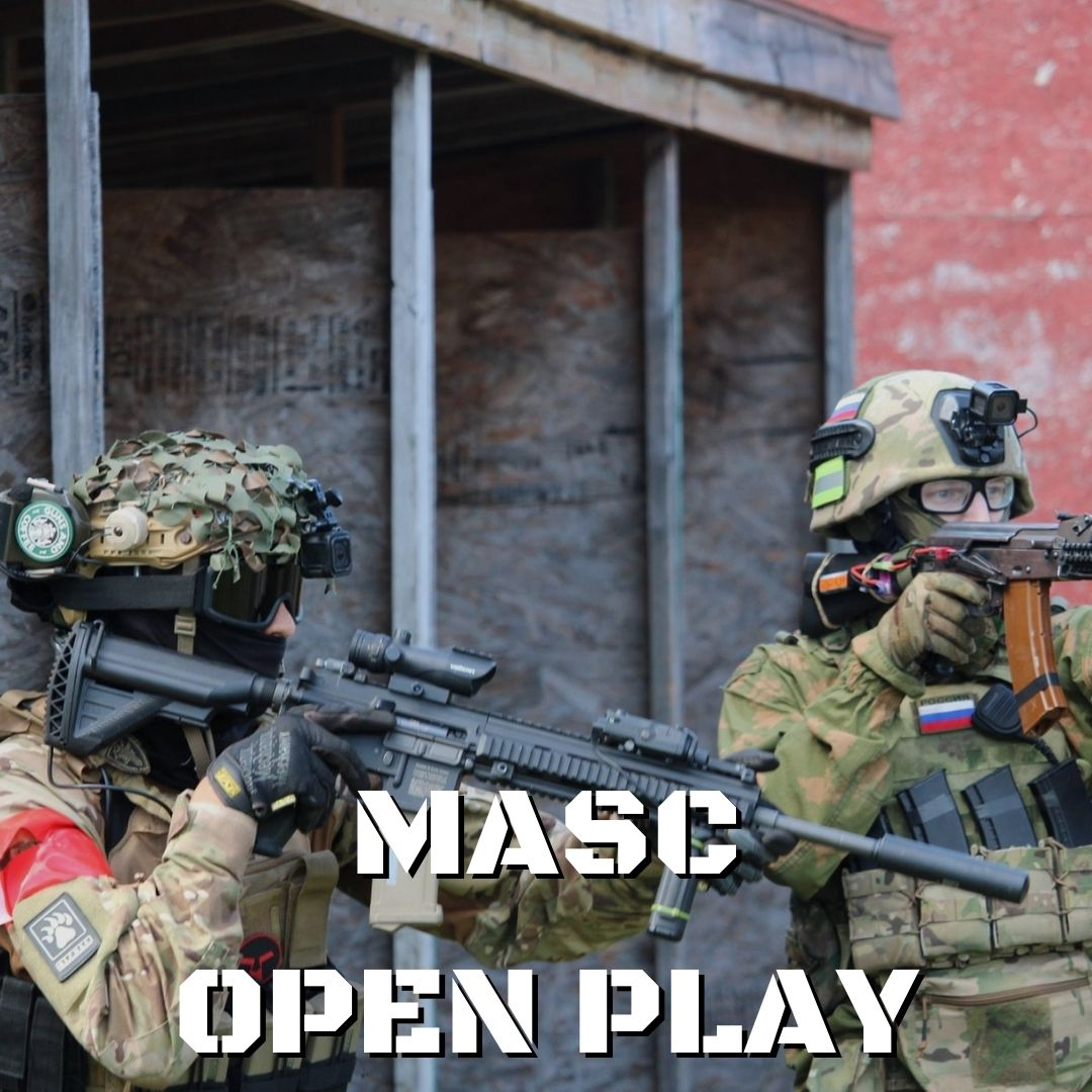 Event Square - MASC Open Play